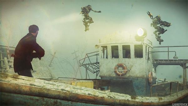Resistance 3, primer vídeo del juego y fecha de lanzamiento anunciada