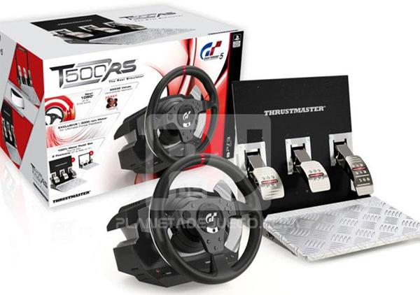 T500RS steering Wheel, el nuevo volante oficial para Gran Turismo 5