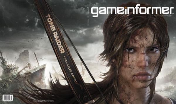 Lara Croft, la heroína vuelve muy salvaje en el nuevo Tomb Raider