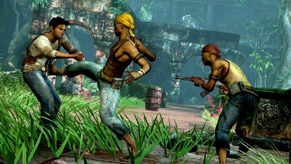Uncharted, PSP2 podría recibirlo como uno de sus primeros títulos
