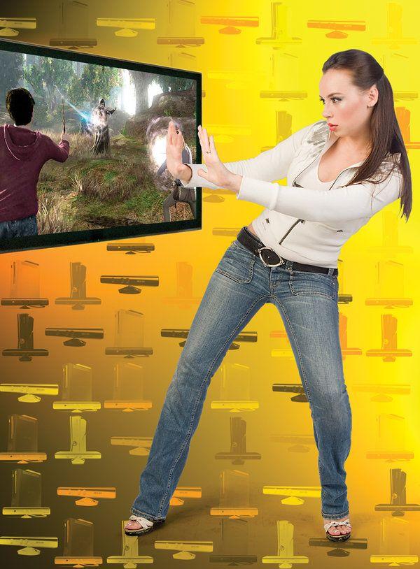 Kinect, los hackers modifican el mando Kinect para nuevas aplicaciones