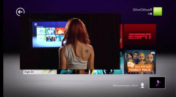 Porno y Kinect, La pornostar Kirsten Price prueba el sistema Kinect, al desnudo