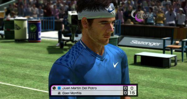 Virtua Tennis 4, la nueva entrega de este juego de tenis será compatible con Kinect