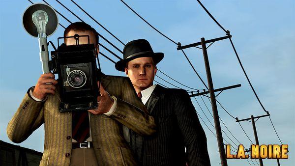 L.A. Noire, RockStar anuncia la fecha de salida de su nuevo juego de acción