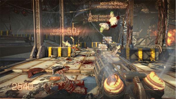 Bulletstorm, llega la primera demo gratis del juego, y se presenta con un nuevo tráiler