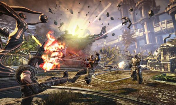 Bulletstorm, el nuevo tráiler promocional del juego parodia la saga Halo