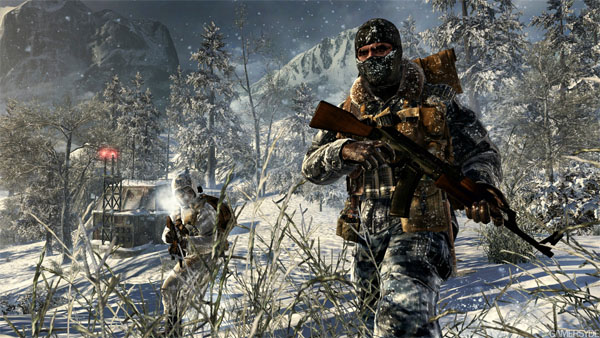 Call of Duty Black Ops, podrían cerrar los servidores para partidas online en PlayStation 3