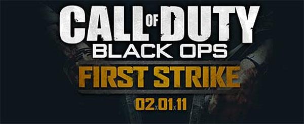 Call of Duty Black Ops, primer vídeo de su contenido descargable First Strike