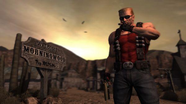 Duke Nukem Forever, fecha de salida confirmada y primer trailer de Duke Nukem Forever