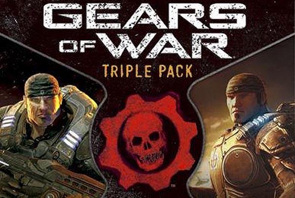 Gears of War Triple Pack, los dos juegos y una expansión en un solo pack