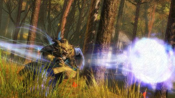 Guild Wars 2, llega el Guardián, un personaje para este juego online con un universo cambiante