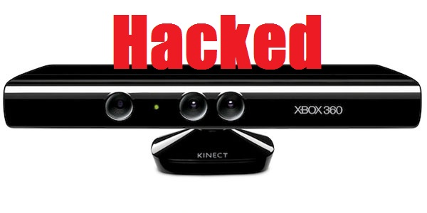 Kinect-Hacked