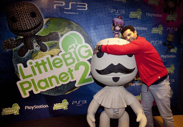 LittleBigPlanet 2, el creador del juego, Kareem Ettouney nos desvela todos sus secretos
