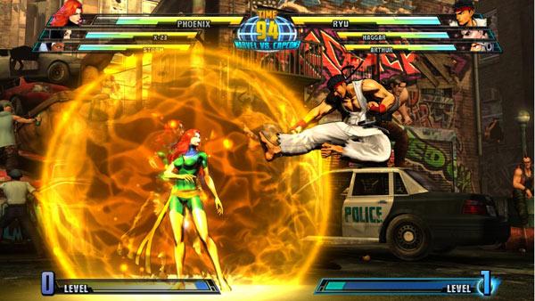 Marvel vs Capcom 3, un nuevo vídeo nos muestra a Fénix como personaje jugable