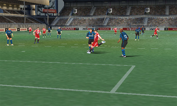 PES 2011, Windows Phone 7 también tendrá su versión del juego de fútbol