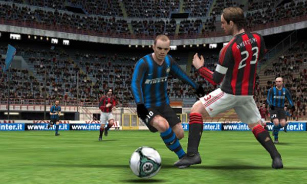 Pro Evolution Soccer 2011 3D, el PES 2011 también saldrá en Nintendo 3DS