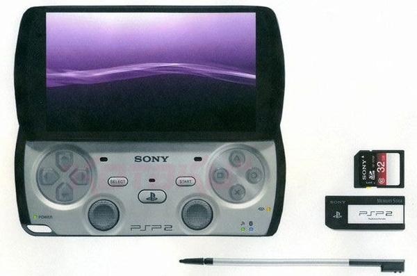 PSP 2, recopilamos todos los rumores que van dando forma a esta consola portátil