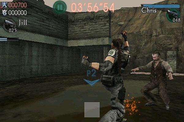 Resident Evil Mercenaries VS, iPhone recibirá también un título de Resident Evil