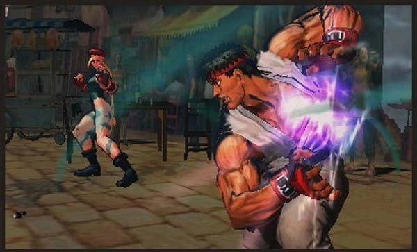 Super Street Fighter IV 3D, Resident Evil Mercenaries 3D, los juegos de Capcom para la 3DS