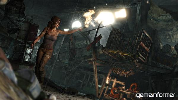 Tomb Raider, primeras capturas del juego de Lara Croft