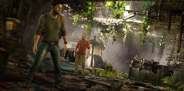 Uncharted 3: Drake's Deception, un nuevo vídeo deja ver imágenes reales del juego