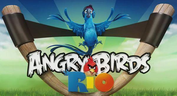 Angry Birds RIO, anuncio y trailer del nuevo Angry Birds Rio