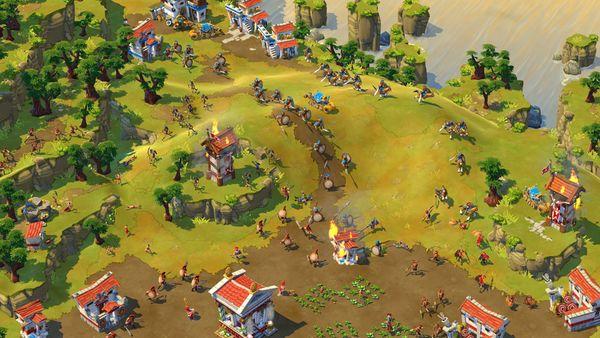 Age Of Empires Online Descarga Gratis La Nueva Entrega Del Juego De