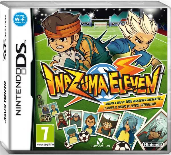 Inazuma Eleven, llega el nuevo juego de fútbol al estilo de los juegos de Pokemon