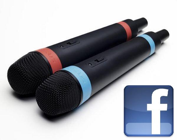 SingStar, juega y canta gratis en Facebook con esta nueva aplicación de SingStar
