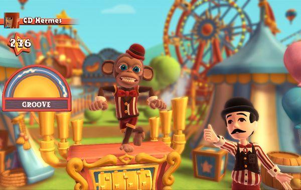 Carnival Games: en acción, nuevo juego para Kinect ambientado en un parque de atracciones
