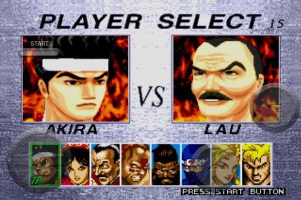 Virtua Fighter 2, disponible para iPhone y iPod Touch este mítico juego de lucha de Sega