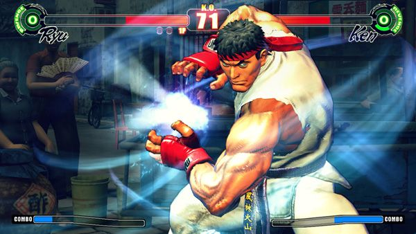 Kinect, hackers consiguen jugar a Street Fighter IV sin mando modificando Kinect