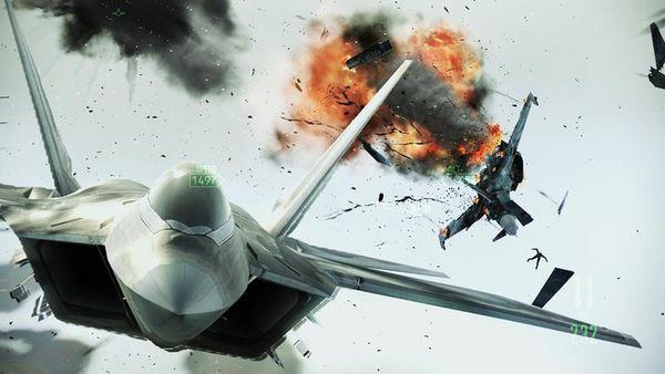 Ace Combat: Assault Horizon, nuevo trailer de este nuevo simulador de combate aéreo