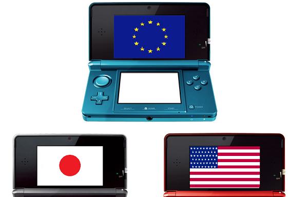 Nintendo 3DS, los juegos de DS no tendrán bloqueo por región