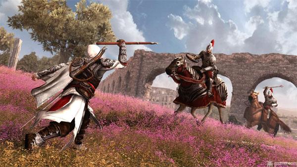 Assassin´s Creed La Hermandad, detalles sobre la versión de PC