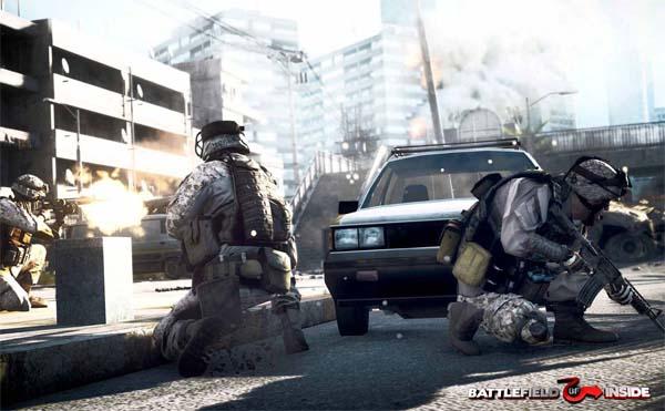 Battlefield 3, nuevas imágenes, vídeo del juego y pack especial de reserva