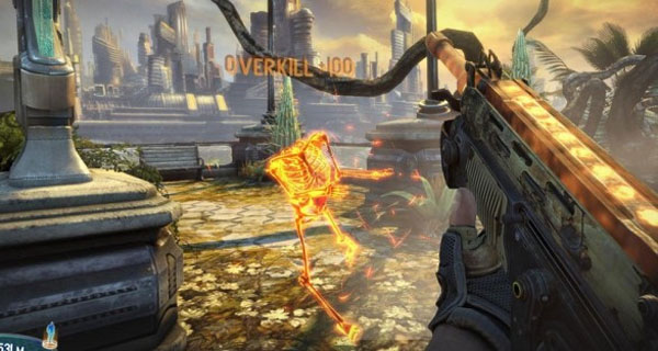 Bulletstorm, descarga gratis la demo también en PC