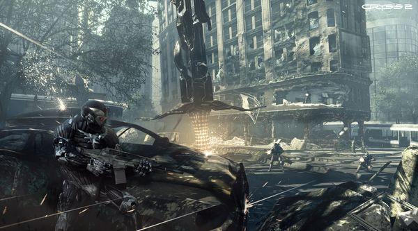 Crysis 2, requisitos mínimos para jugar a Crysis 2 en PC