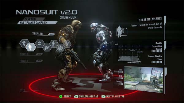 Crysis 2, más vídeos y capturas del modo online