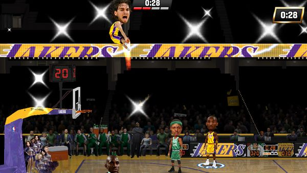 NBA Jam, iPhone recibirá el jueves su versión del clásico de baloncesto NBA Jam