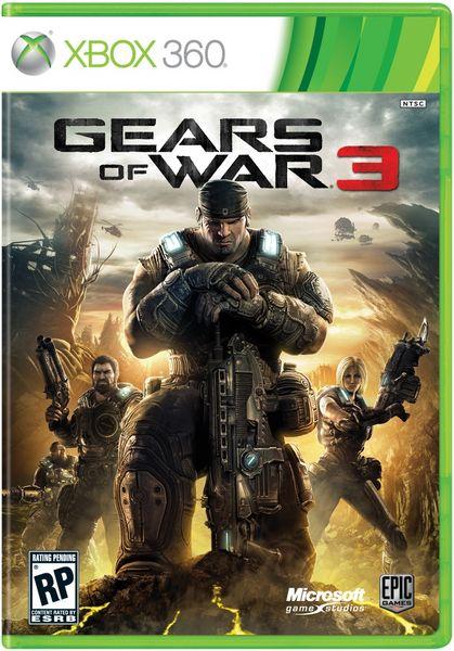 Gears of War 3, la demo del juego de disparos Gears of War 3 saldrá en abril