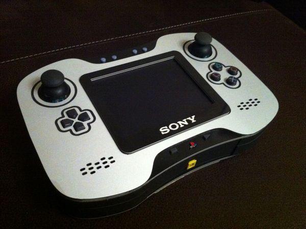 PlayStation 2, Fabrican una PS2 semi-portátil y la ponen en venta