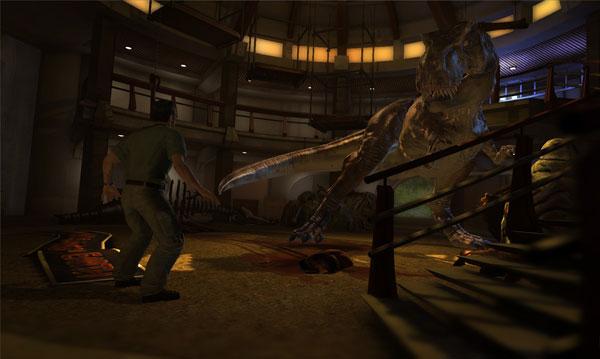 Jurassic Park, un nuevo videojuego sobre la película estará disponible en abril