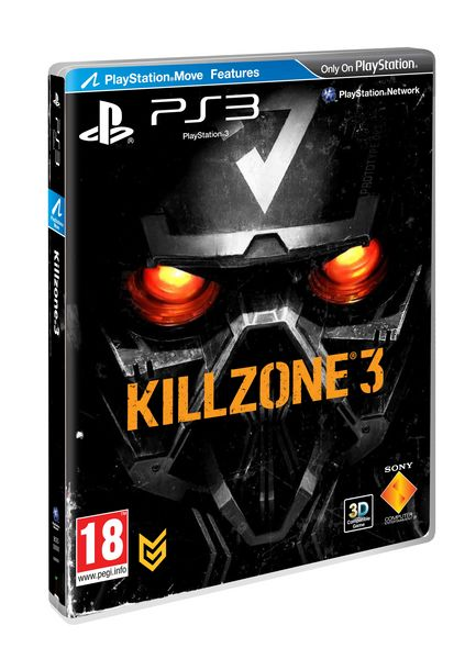 KillZone 3, Sony detalla todas las ediciones de KillZone 3 para PlayStation 3