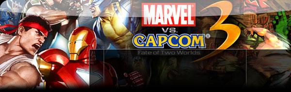 Marvel Vs Capcom 3 Fate of Two Worlds, nuevos personajes para este juego de lucha