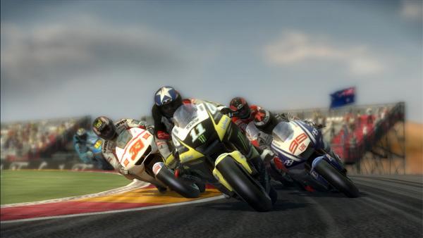 MotoGP 10/11, descarga gratis la demo del juego el próximo miércoles