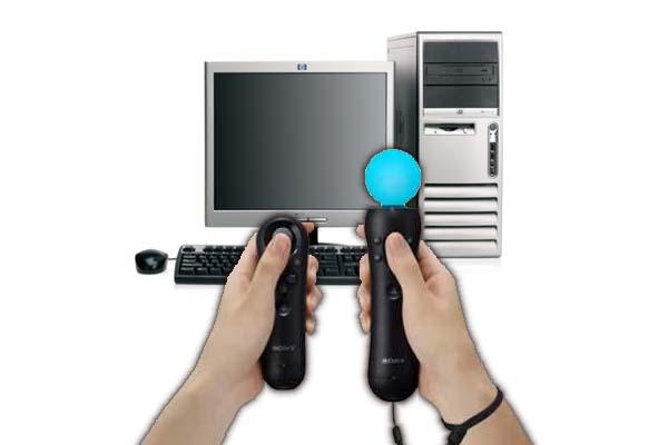PlayStation Move, podría tener soporte en PC dentro de poco