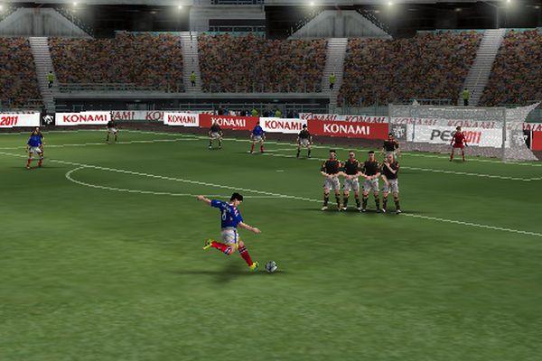 PES 2011, el juego de fútbol PES 2011 llega a los terminales Android