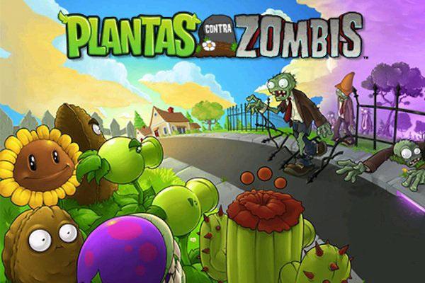 Plantas contra Zombies, un divertido juego de estrategia para iPhone y iPad
