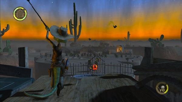 Rango, llega el videojuego de la película de animación